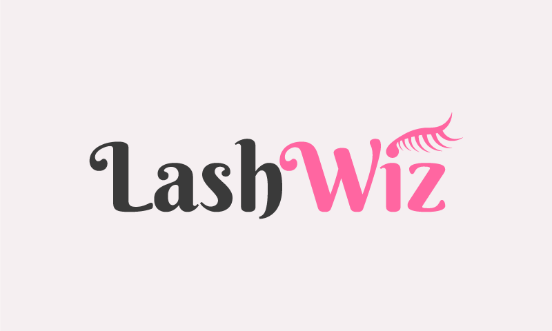 Lashwiz - Fashion startup name for sale
