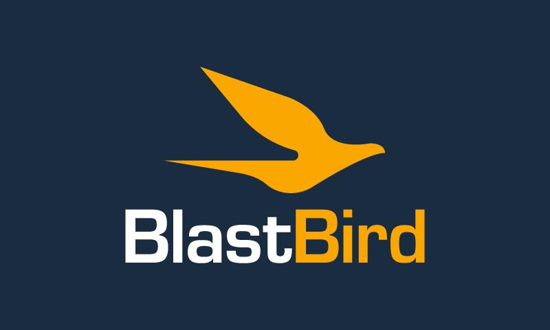 Blastbird - Contemporary brand name for sale