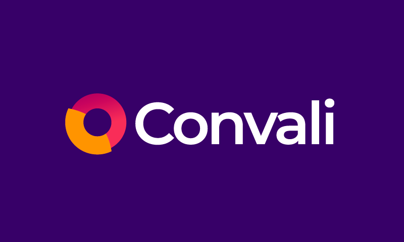 Convali - E-commerce domain name for sale