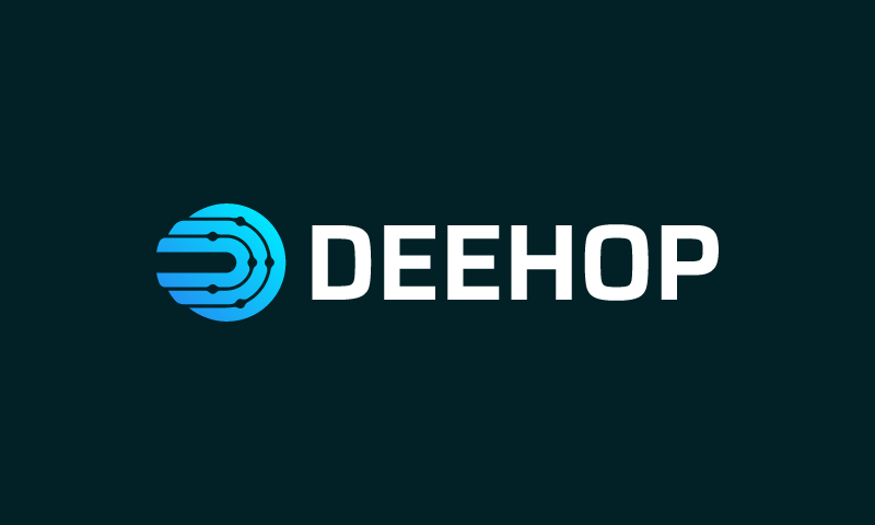 Deehop - Technology startup name for sale