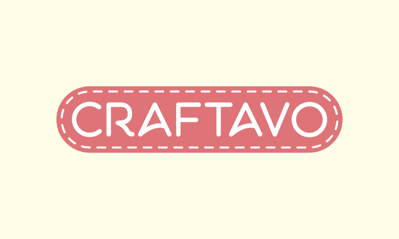 Craftavo - Crafts business name for sale