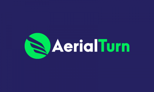 Aerialturn - Business domain name for sale