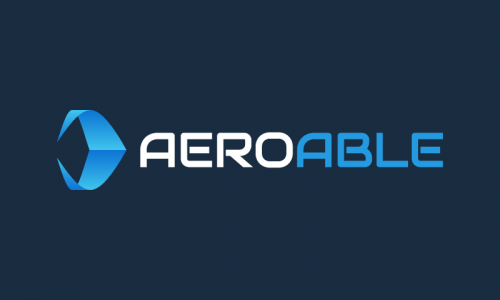 Aeroable - Space startup name for sale