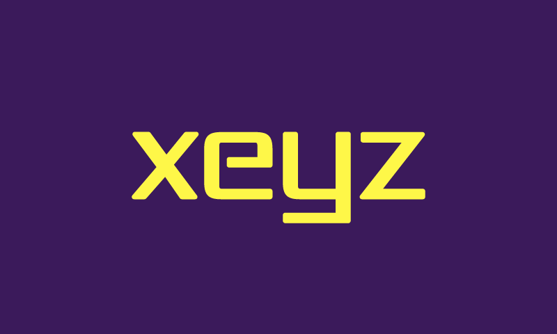 Xeyz - Media brand name for sale