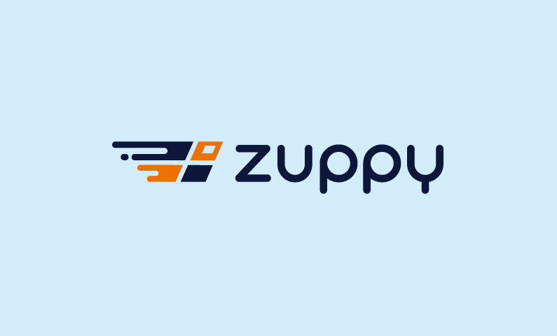 Zuppy - Abstract domain name