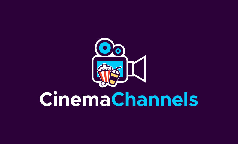 Cinemachannels - Film brand name for sale