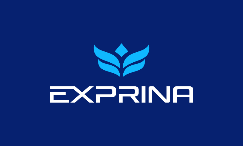 Exprina - Transport domain name for sale