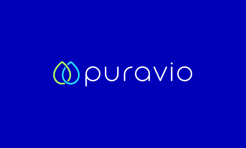 Puravio - Modern domain name