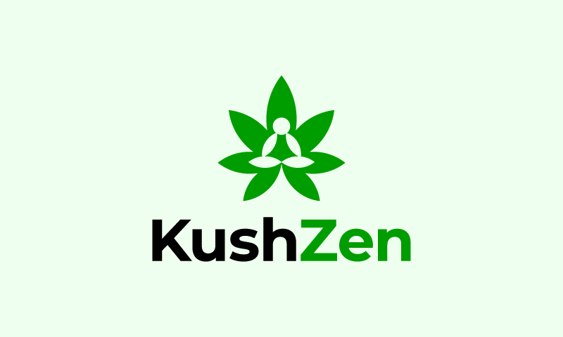 Kushzen - Dispensary company name for sale