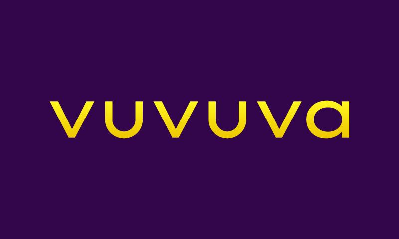 Vuvuva - Travel business name for sale