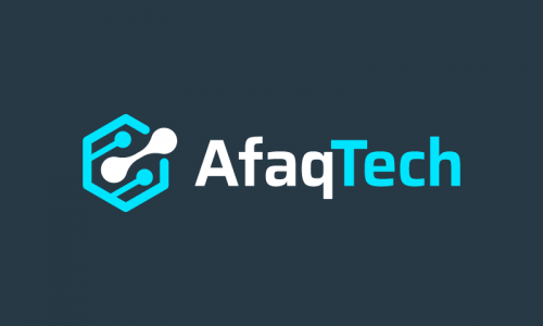 Afaqtech - Technology brand name for sale