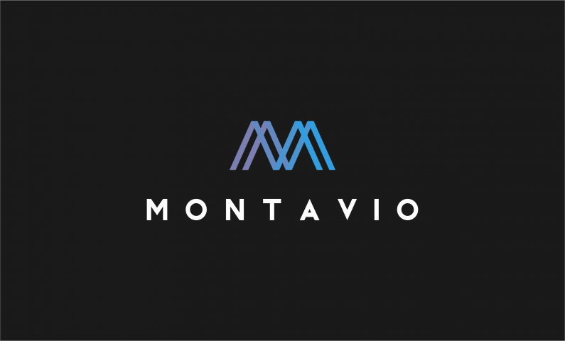montavio logo - Modern and versatile domain