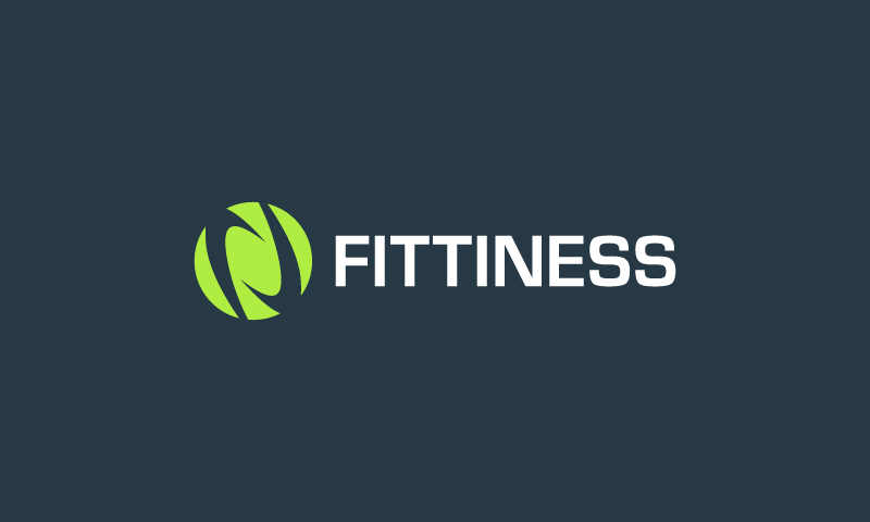 Fittiness - Exercise business name for sale