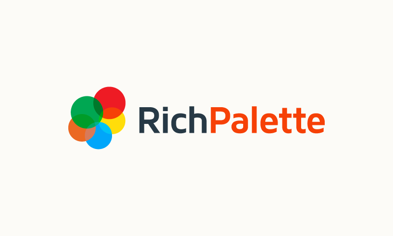 Richpalette - Food and drink business name for sale