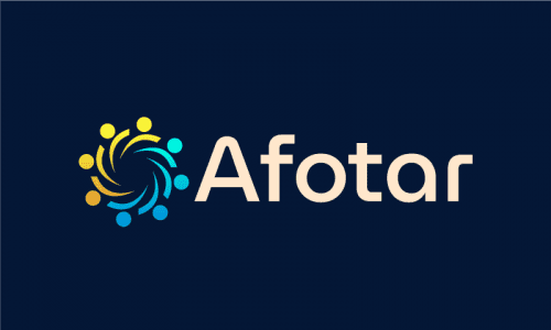 Afotar - Technology business name for sale