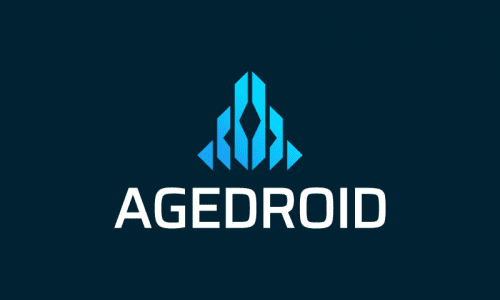Agedroid - Health startup name for sale