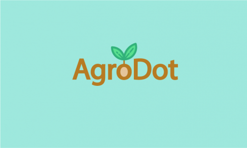 Agrodot - Farming business name for sale