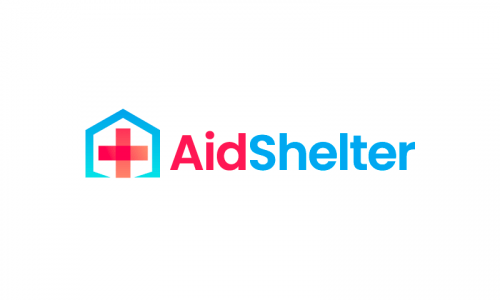 Aidshelter - Non-profit domain name for sale
