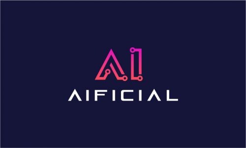 Aificial - Brandable startup name for sale
