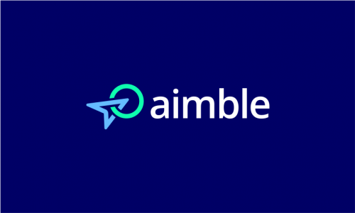 Aimble - Dining domain name for sale