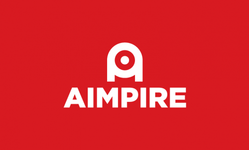 Aimpire - Modern brand name for sale