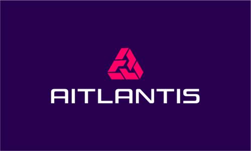 Aitlantis - Brandable brand name for sale