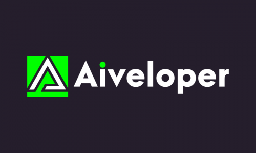 Aiveloper - Artificial Intelligence business name for sale