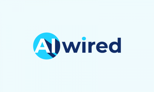 Aiwired - AI domain name for sale