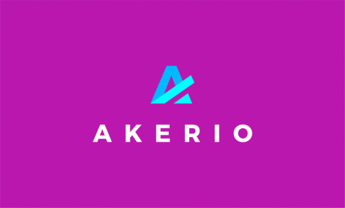 Akerio - Abstract 6-letter domain