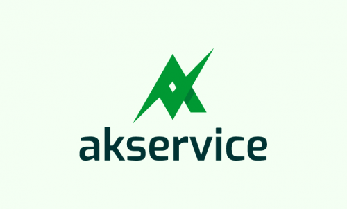 Akservice - Accountancy domain name for sale