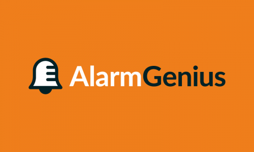 Alarmgenius - Business brand name for sale