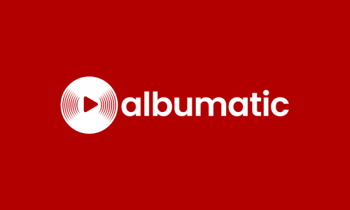 Albumatic - Photography domain name for sale