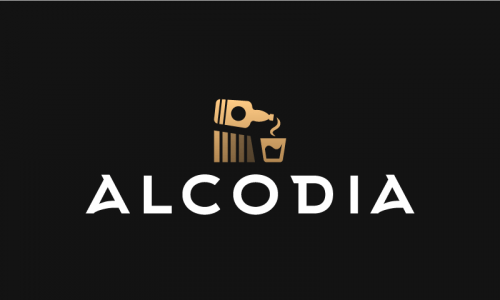 Alcodia - Drinks brand name for sale