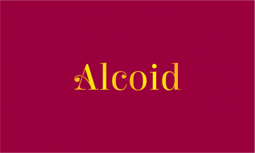 Alcoid - Retail startup name for sale