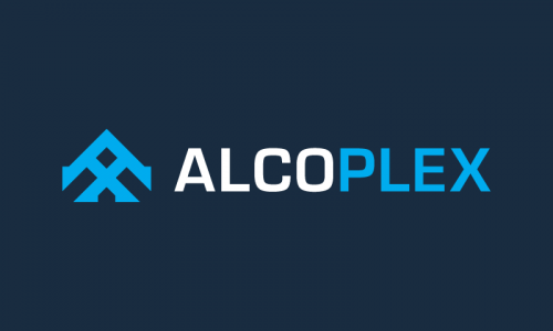 Alcoplex - Food and drink startup name for sale
