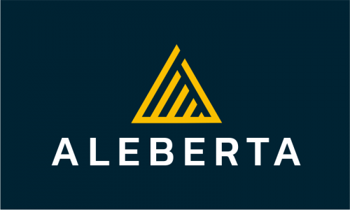 Aleberta - Manufacturing startup name for sale