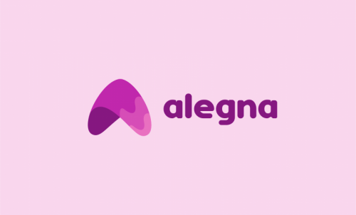 Alegna - Masculine domain name for sale