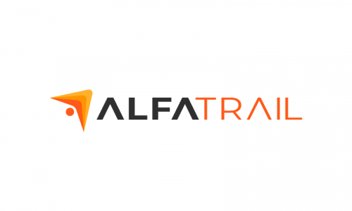 Alfatrail - E-commerce startup name for sale