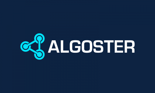 Algoster - Business product name for sale