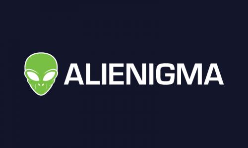 Alienigma - E-commerce brand name for sale