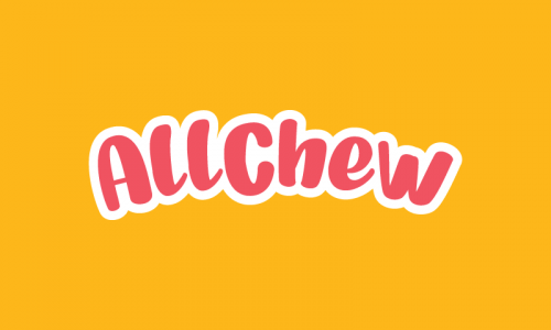 Allchew - Retail startup name for sale