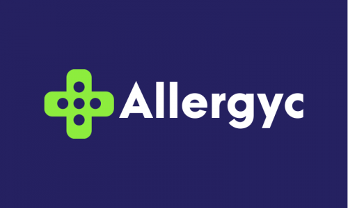Allergyc - E-commerce company name for sale