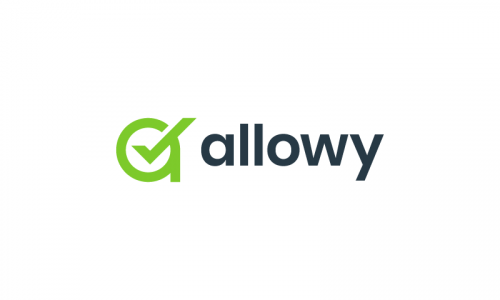 Allowy - Finance startup name for sale