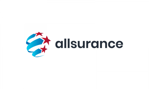 Allsurance - Insurance startup name for sale