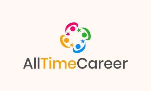 Alltimecareer - Recruitment domain name for sale