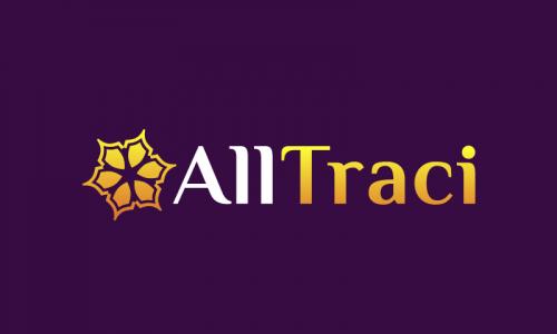 Alltraci - Retail domain name for sale