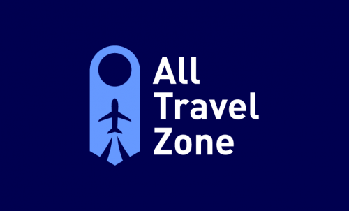 Alltravelzone - E-commerce startup name for sale