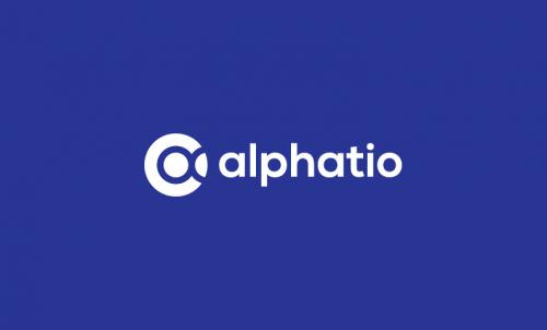 Alphatio - Media domain name for sale