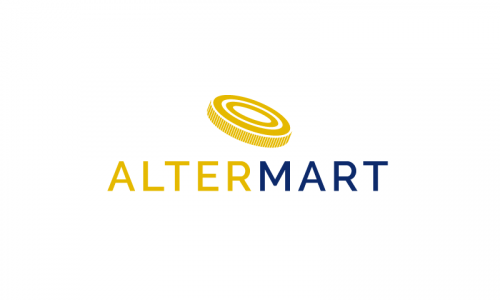 Altermart - E-commerce company name for sale