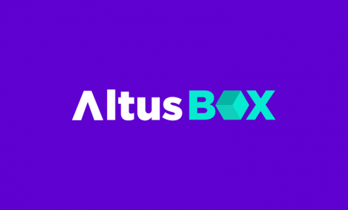 Altusbox - Business domain name for sale